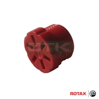 Justerskrue for Power valve, Rotax Evo